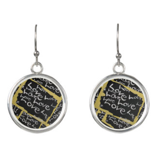 All about Love Earrings