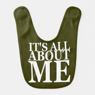 All About Me Bibs