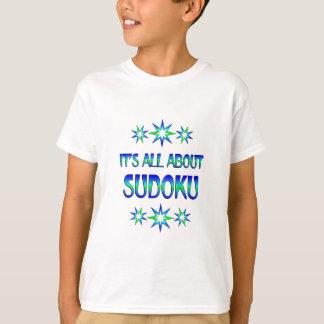 All About Sudoku T-Shirt