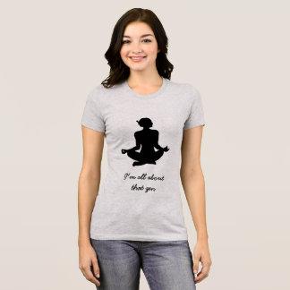 All About That Zen -- T-shirt Fashion