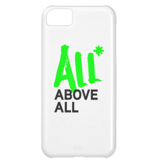 All* Above All iPhone 5C Case