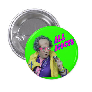 All Access Button! 3 Cm Round Badge