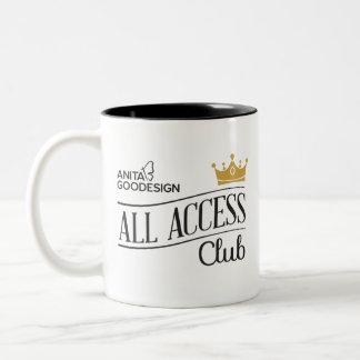 All Access Club Mug