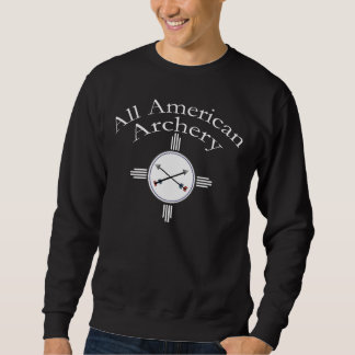 All American Archery Sweatshirt - Black