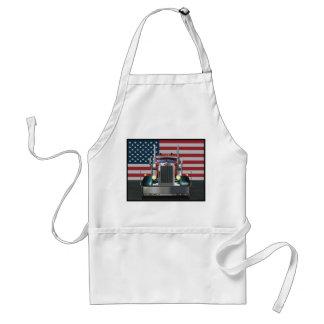 All American Custom Peterbilt Apron