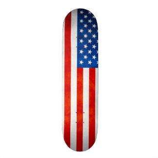 All American Custom Signature Pro Park Board 21.6 Cm Old School Skateboard Deck