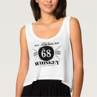 All-American No. 68 Whiskey - 68W Combat Medic Singlet