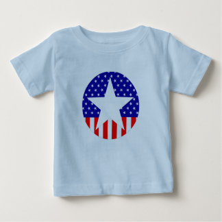 All American Superstar Baby T-Shirt