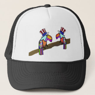 All American Toucan Trucker Hat