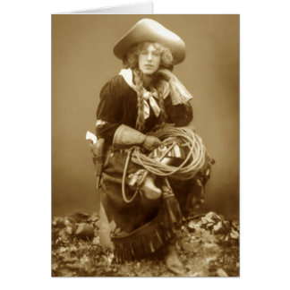 All-Around Cowgirl Card