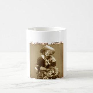 All-Around Cowgirl Coffee Mug