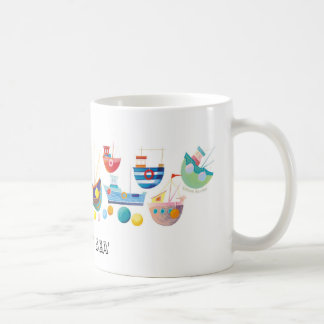 All At Sea mug for a life on the ocean wave.