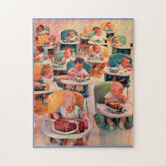 all baby restaurant jigsaw puzzle