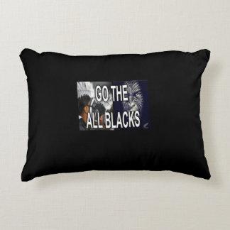 All Blacks Decorative Cushion