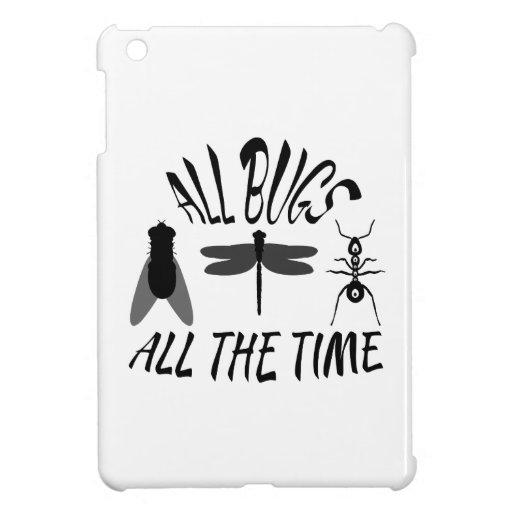 All Bugs iPad Mini Cover