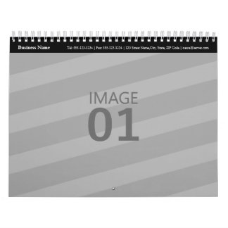 All Business Company Corporate Wall Calendar 2017