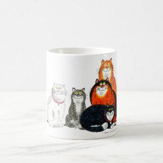 """All Cats"" Mug"