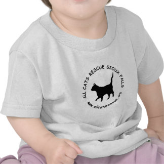 All Cats Rescue Logo Toddler Shirt