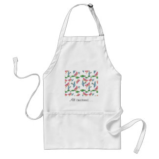 All Creatures Adult Apron