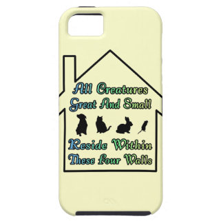 All Creatures Great And Small iPhone 5 Covers