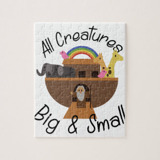 All Creatures Jigsaw Puzzle