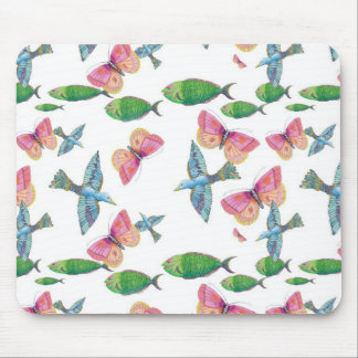 All  Creatures... Mouse Pad