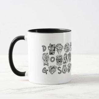 All Dogs! Dog Doodle Mug