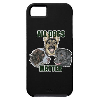 All dogs matter iPhone 5 cases