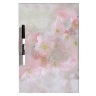 All Dreams in Pink Dry Erase Board