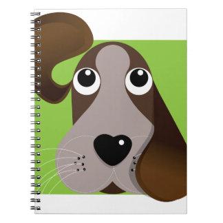 All Ears Spiral Notebook