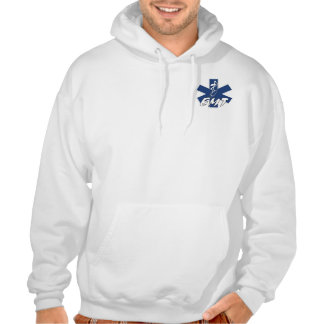 All EMT Active Duty Hooded Pullover