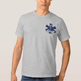 All EMT Active Duty Tee Shirts