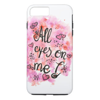 All eyes on ME mobile phone covering iPhone 8 Plus/7 Plus Case