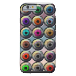 All Eyes On You Tough iPhone 6 Case