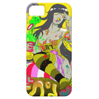 All Food Must DIE! Case For The iPhone 5