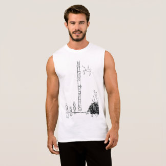 All For Nothing sleeveless t-shirt