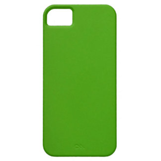 All Green iPhone 5 Case
