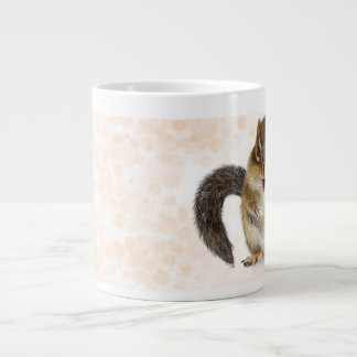 All Hail the Alpha Squirrel Jumbo Mug