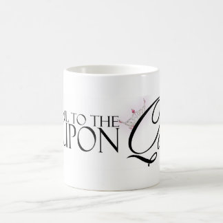 """All Hail to """"The Coupon Queen""""  Coffee Mug"""