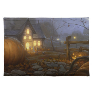 All Hallows Eve Fall Placemat