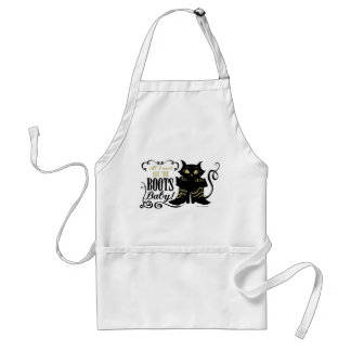 All I Need Are The Boots, Baby Adult Apron