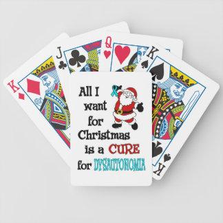 All I Want For Christmas...Dysautonomia Poker Deck