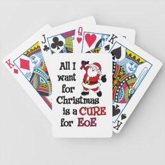 All I Want For Christmas...EoE Poker Deck