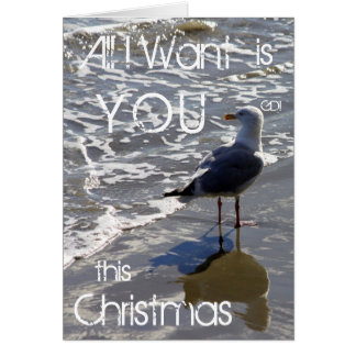 All I Want is YOU this Christmas Card