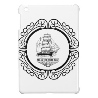 all in the same boat cover for the iPad mini