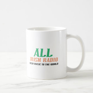 All Irish Radio Coffee Mugs