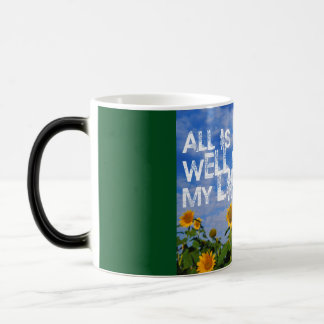 All is well in my life Affirmation Coffee Mug