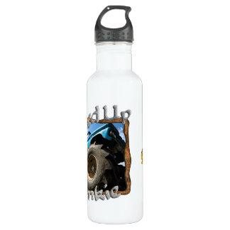 All Jacked Up Junkie 710 Ml Water Bottle