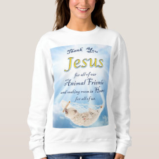 All Kittens Go To Heaven Sweatshirt