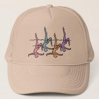 All Legs - Pastel Trucker Hat